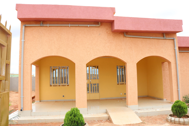 Type de villa F4 grand standing